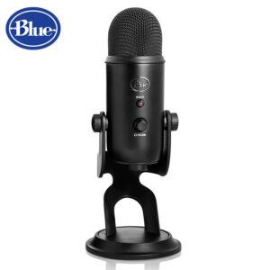 Blue Yeti Black Microphone
