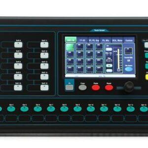 Qu-Pac Rackmountable Digital Mixer