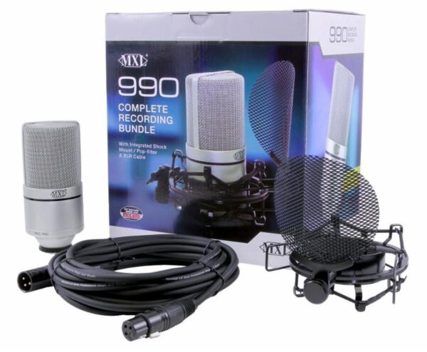 MXL 990 Complete Bundle
