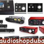 Audio Interface Dubai