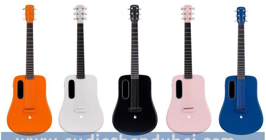 Lava Guitars Dubai