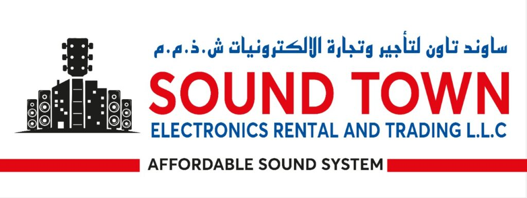 Audio Shop Dubai by Sound Town Electronics