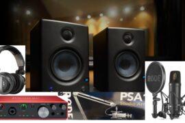 Recording studio Bundle