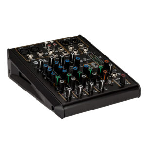 F 6X MIXING CONSOLE