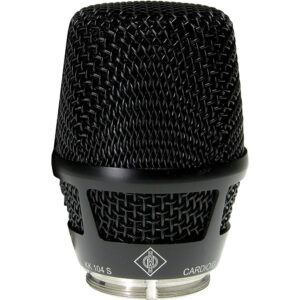 """Directional Pattern Cardioid Frequency Range 80 Hz to 20 kHz Sensitivity At 1 kHz into 1 kΩ: 1.7/1.3 mV / Pa ± 1 dB Equivalent Noise Level 42 dB (CCIR) 31 dB-A (A-weighted) Maximum SPL For 0.5% THD: 148 dB For 3% THD: 153 dB Dynamic Range >117 dB-A (A-weighted) Frequency Range 450 to 960 MHz Switching Bandwidth 24 MHz Transmitter Frequency: 16 RF Output 50 mW (-3 dB) Noise Suppression Sennheiser HiDynplus Dimensions (Ø x L) Inclusive of Transmitter: 1.8 x 10.1"""" (48.0 x 257.0 mm) Weight Including Transmitter & Power Supply Unit: Approximately 11.4 oz (325.0 g)"""