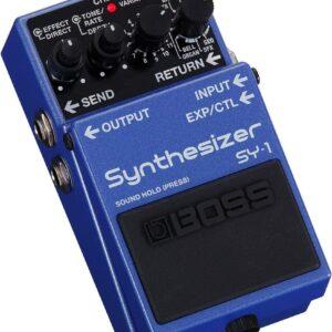 BOSS SY-Synthesizer