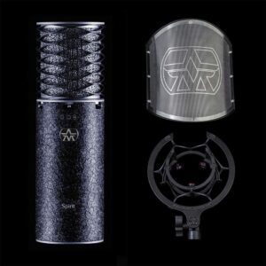 Aston Spirit Black Bundle Microphones
