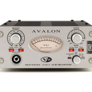 AVALON VS Mono DI-RE-Mic Preamplifier