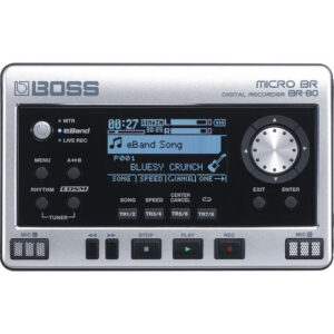 BOSS BR-80 Digital Micro Recorder