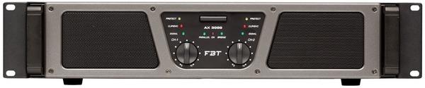 FBT AX 2000 power amplifiers
