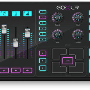 Go XLR Mixer
