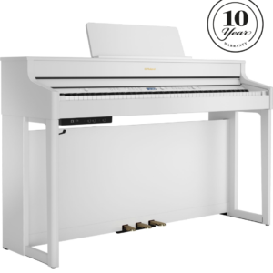 Roland Digital Piano HP-702 (White)