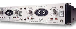 AVALON US Mono inster.D.I Microphone Preamp