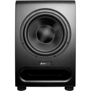 """HEDD BASS 12 - 12"""" 700W Subwoofer Black with DSP"""