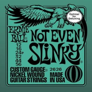 Ernibell Slinky 12-String Nickel Wound Electric Guitar String