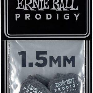 1.5mm Black Standard Prodigy Picks 6-Packs