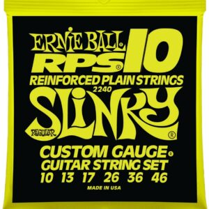 Regular Slinky RPS Nickel Wound Electric Guitar String