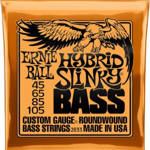 Hybrid Slinky Nickel Wound Electric Bass String