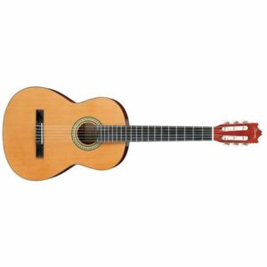 Ibanez classical guitars take the guesswork out of finding an affordable, great-sounding classical guitar that's easy to fret and play. Whether you are looking for a traditional classical-sized instrument or a comfortable nylon-string beginner guitar, they are extremely well-constructed, affordable and have the pristine tonality and playability of much more expensive instruments.