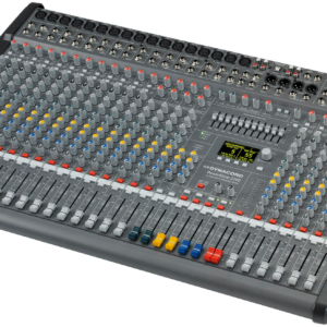 Dynacord Powermate 2200-3 - 22-channel compact Powered Mixer