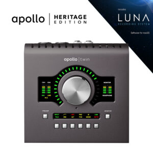 Apollo Twin MkII | Heritage Edition