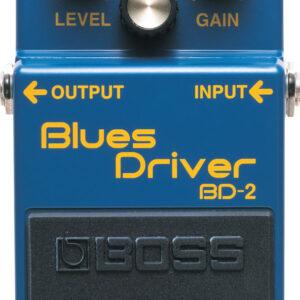 BOSS BD-2(T) Blues Driver Pedal