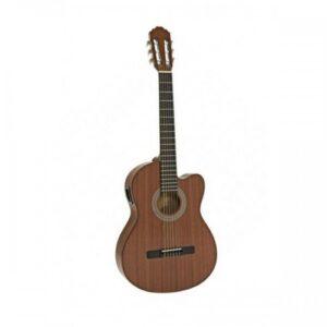 Samick CNGT -2CE-BK Greg Bennett Classic Guitar