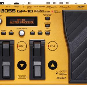 BOSS GP-10GK Guitar Processor