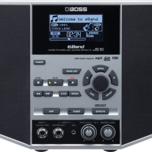 BOSS JS-10 Audio Player