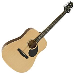 Samick D-2-N Gerg Bennett Acoustic Guitar