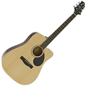 Samick D-2CE-N Greg Bennett Acoustic Guitar