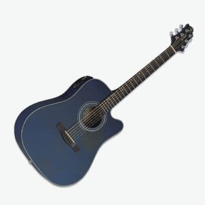 Samick D-4CE-TBL Greg Bennett Acoustic Guitar