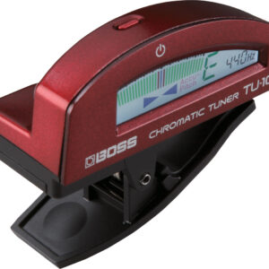 BOSS TU-10 Chromatic Tuner Clip