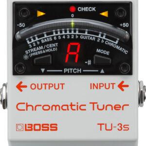 BOSS TU-3S Chromatc Tuner