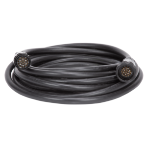 General specifications CABLE LENGTH: 10 m CABLE TYPE: LKS 19 Male To Female FEED: 6 Power Line Shipping information PACKING WEIGHT: 9.32 kg / 20.55 lbs Compliance with standards CE MARKING: Yes