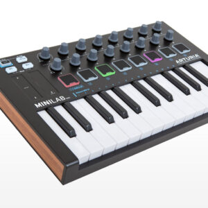 Arturia 23052 MiniLab mkII - Black Edition