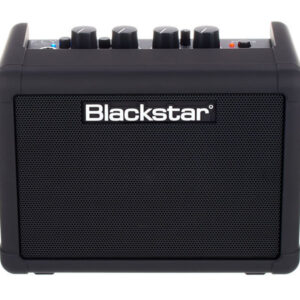 "Blackstar Fly3 Bluetooth Black -1 x 3"" 3 Watt Guitar Combo Mini Amplifier"