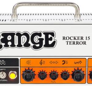 Orange Rocker 15 Terror 15 Watt 2 Channel Tube Head