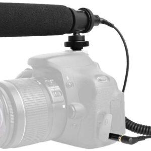 Shotgun Microphone Kit Vlogging Interview Mic MAONO AU-CM10S