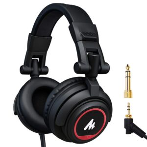 Maono Studio Monitor Headphones Over Ear for Recording MAONO AU-MH501