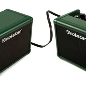 Blackstar Fly3 Green Limited Edition 3 Watt Guitar Combo Mini Amplifier