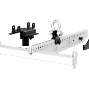 FL-B HDL 6 Fly bar for HDL6 and HDL12 including accessories for staking and pole mount