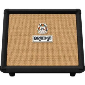 "Orange Twin Channel 30 Watt 1 x 8"" Acoustic Combo Amp, Black Color"