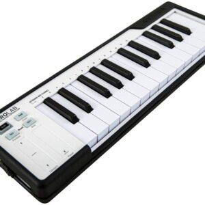 Arturia MicroLab - Compact USB-MIDI Controller (Black)