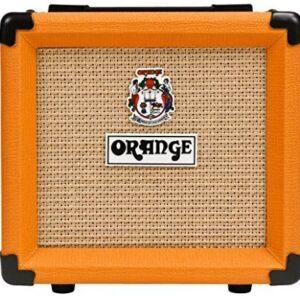 "Orange 20 Watt Cabinet with 1 x 8"" Speaker, Closed-Back, Mono"