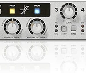 Audient ASP800 8-channel Microphone Preamp