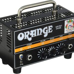 Orange Micro Dark: Valve Hybrid Guitar Amp Head