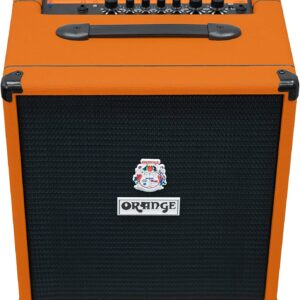 """Orange 1 x12"""" 50W Bass Combo Amplifier with Active EQ and Parametric Mid Control"""