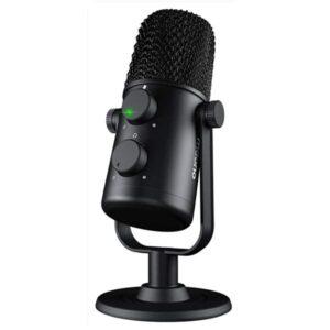 Maono AU-902 Cardioid Condenser Podcast Mic Set USB Microphone