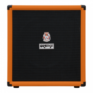 """Orange Crush Bass 100 - 1x15"""" 100W Bass Combo Amplifier with Active EQ and Parametric Mid Control"""
